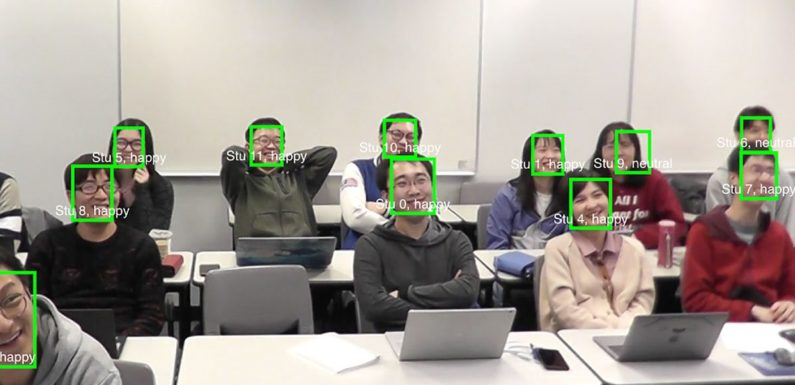 EmotionCues: AI Knows Whether Students Are Paying Attention