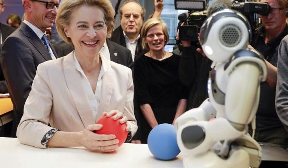 Artificial intelligence: How is the EU planning to make up ground on US and Chinese firms?