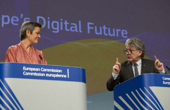 EU pitches artificial-intelligence rules