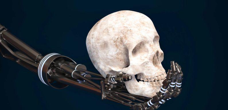Are AI-Powered Killer Robots Inevitable?