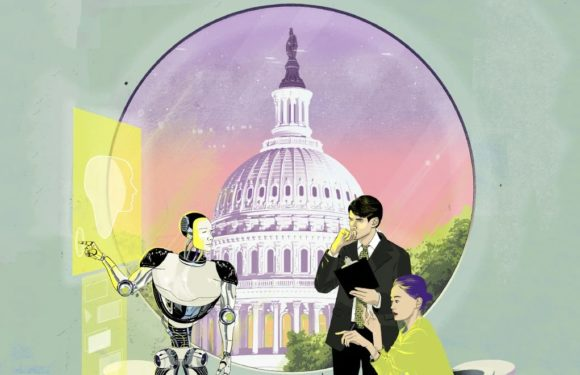 How artificial intelligence could transform government
