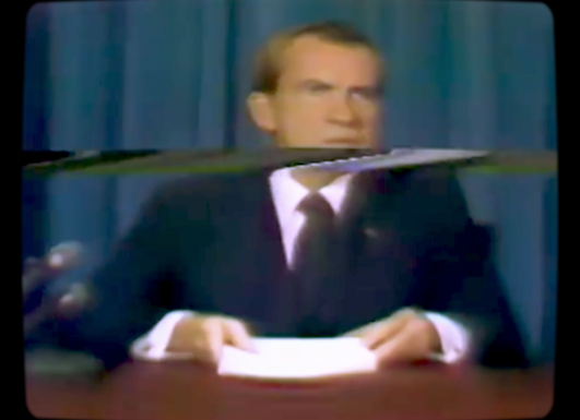 'Deepfake' Nixon Video Discusses A Moon-Landing Disaster That Never Happened