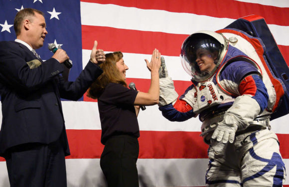 Artificial intelligence helping NASA design the new Artemis moon suit