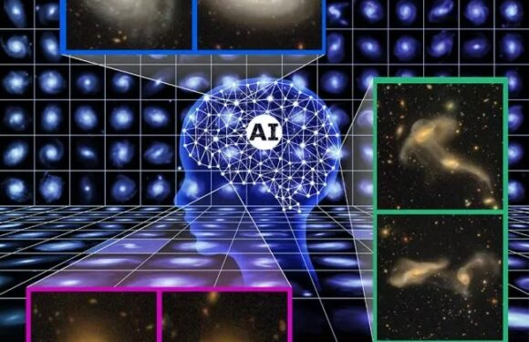 """""""The 'AI' Cosmos"""" –Intelligent Algorithms Begin Processing the Universe"""