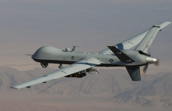 AI-enabled Air Force unmanned drones will 'dogfight' manned fighter jets