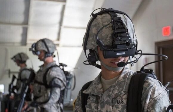 U.S. military rivals and allies alike pursue military artificial intelligence (AI) in high-tech cold war