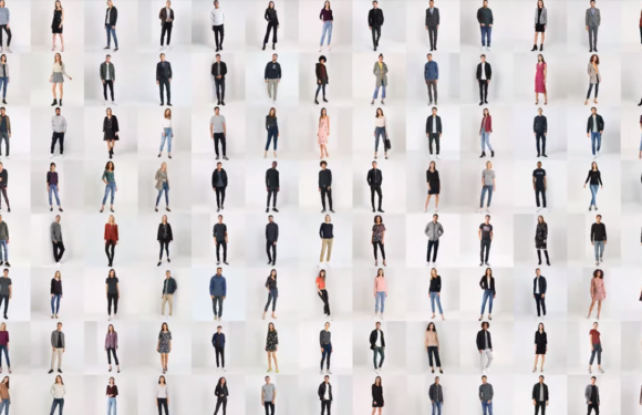 Amazing AI Generates Entire Bodies of People Who Don't Exist