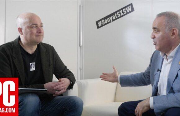 Garry Kasparov Says AI Can Make Us More Human