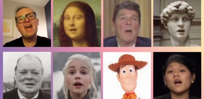 Memers are making deepfakes, and things are getting weird