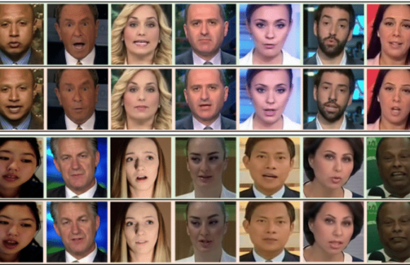 A good closeup can detect the most clever AI deepfakes … today