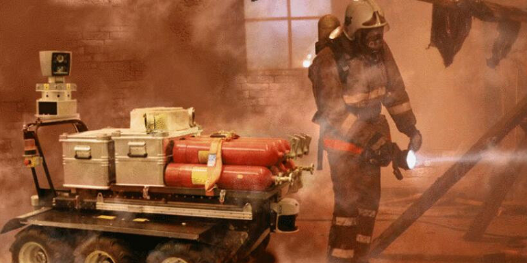 Fighting Fires and Floods with Robotics, AI, and IoT