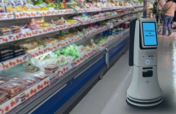 The New Need for Robots, AI and Data Analytics in Supermarkets