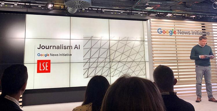 Global Artificial Intelligence journalism Index and media's engagement with technologies in AI era