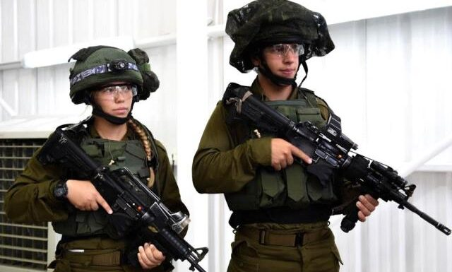 Rafael unveils AI, deep learning tech for IDF infantry troops