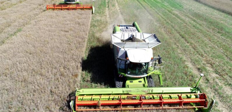 Access To Big Data Turns Farm Machine Makers Into Tech Firms