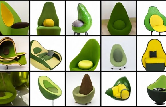 This avocado armchair could be the future of AI