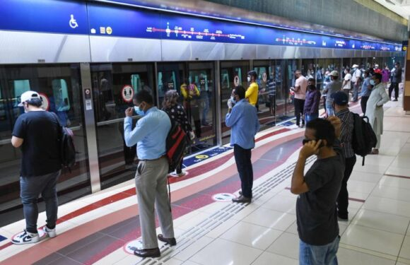 Dubai to use artificial intelligence and simulators to help cut congestion, waiting time for Metro riders
