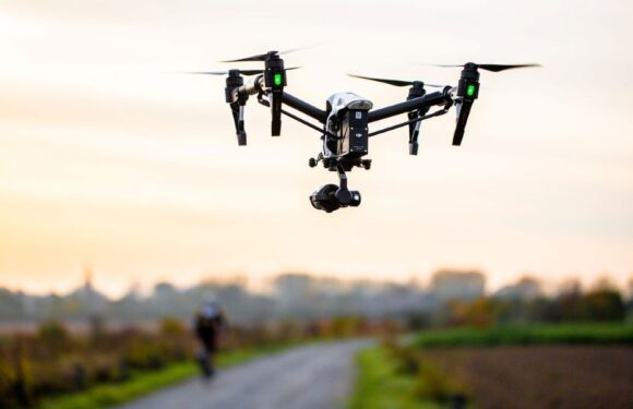 Facial Recognition Drones Will Use AI to Take the Perfect Picture of You