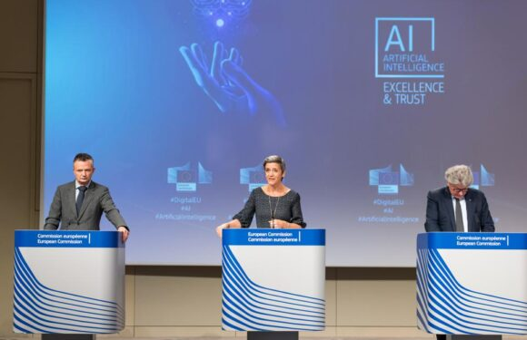 The EU Is Proposing Regulations On AI—And The Impact On Healthcare Could Be Significant
