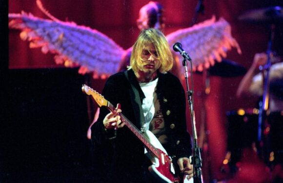 Near-Vana: A 'New' Kurt Cobain Track Appears Courtesy Of Artificial Intelligence