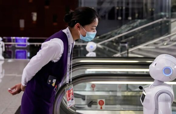 China's AI tech leaves aside questions of ethics