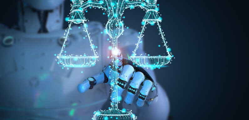 Can a Robot be Arrested and Prosecuted?