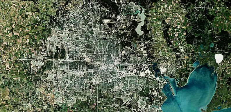 How Satellite Images Could Improve Lives