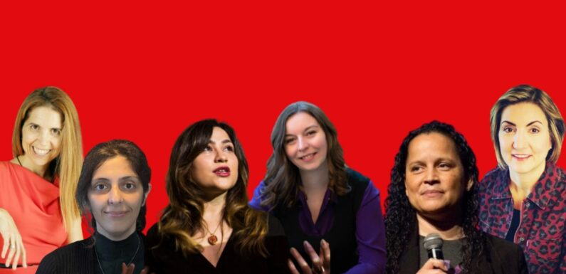 Meet the women making waves in AI ethics, research, and entrepreneurship