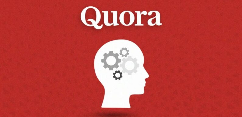 How does Quora use Artificial Intelligence and Machine Learning?