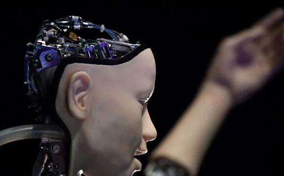 Is China more artificially intelligent than America?